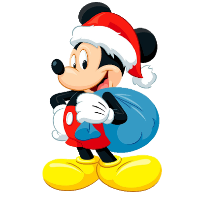 Christmas - Disney - Mickey Mouse | Disney Colored Printables and ...
