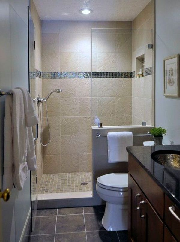 31 Simple Bathroom Designs For Low Budget Decoration Small Space Bathroom Small Bathroom Remodel Pictures Small Bathroom With Shower