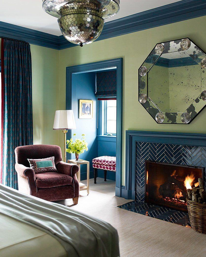 Katie Ridder Inc On Instagram An Arkansas Bedroom We Designed