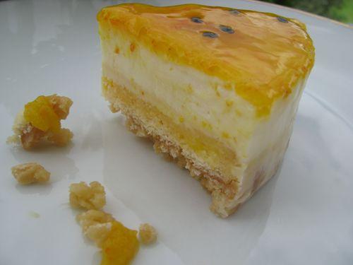 I Dolci di Pinella: Cheese cake profumato....quasi di primavera!