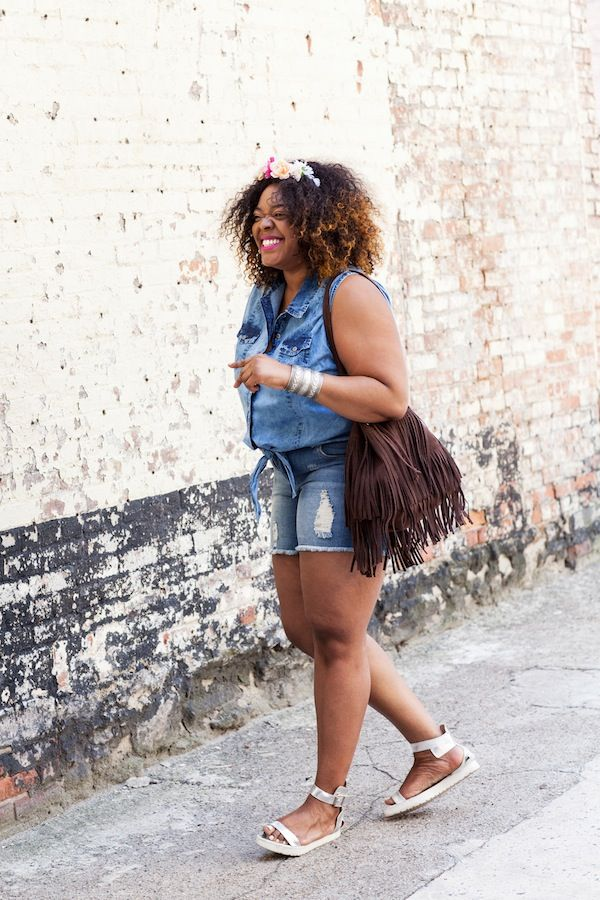 Festival Style. Click the Photo for Outfit Details