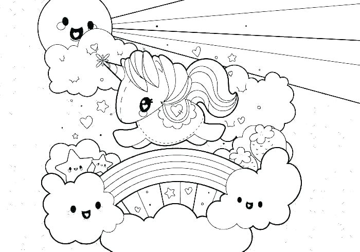 Printable Rainbow Coloring Pages Rainbow Coloring Pages Rainbow Coloring Pages Free Printabl Unicorn Coloring Pages Butterfly Coloring Page Cute Coloring Pages