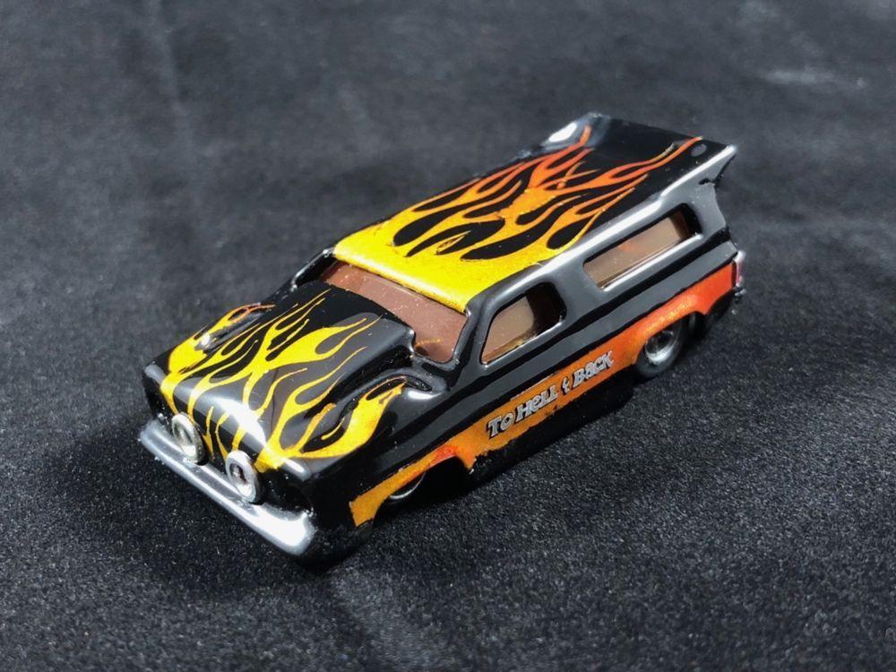 HO SLOT CAR DRAG** AFX Pro-Mod Blazer | HO Slot Car Drag