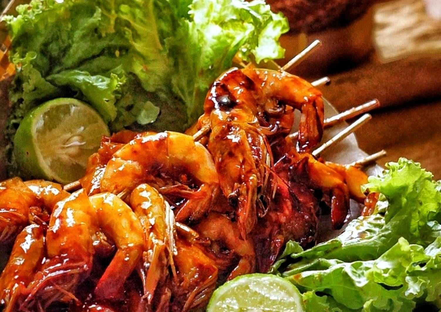 Resep Udang Bakar Saus Madu Yummy Oleh Shirley Wijaya Resep Resep Udang Resep Udang Bakar Resep Masakan Indonesia