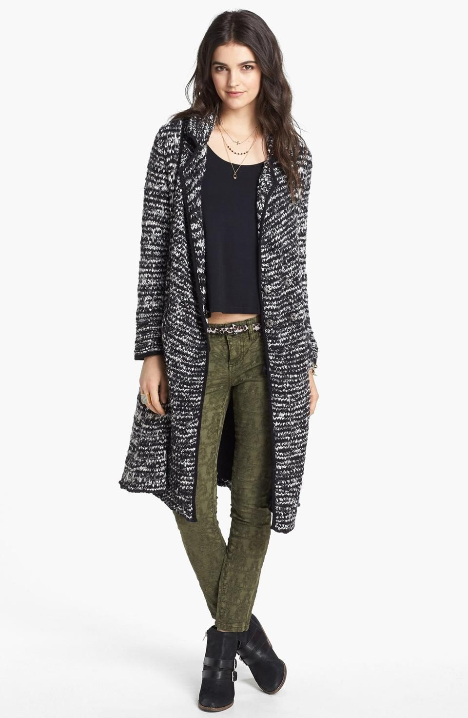 Love the Free People 'Last Dance' Duster Cardigan on Wantering ...