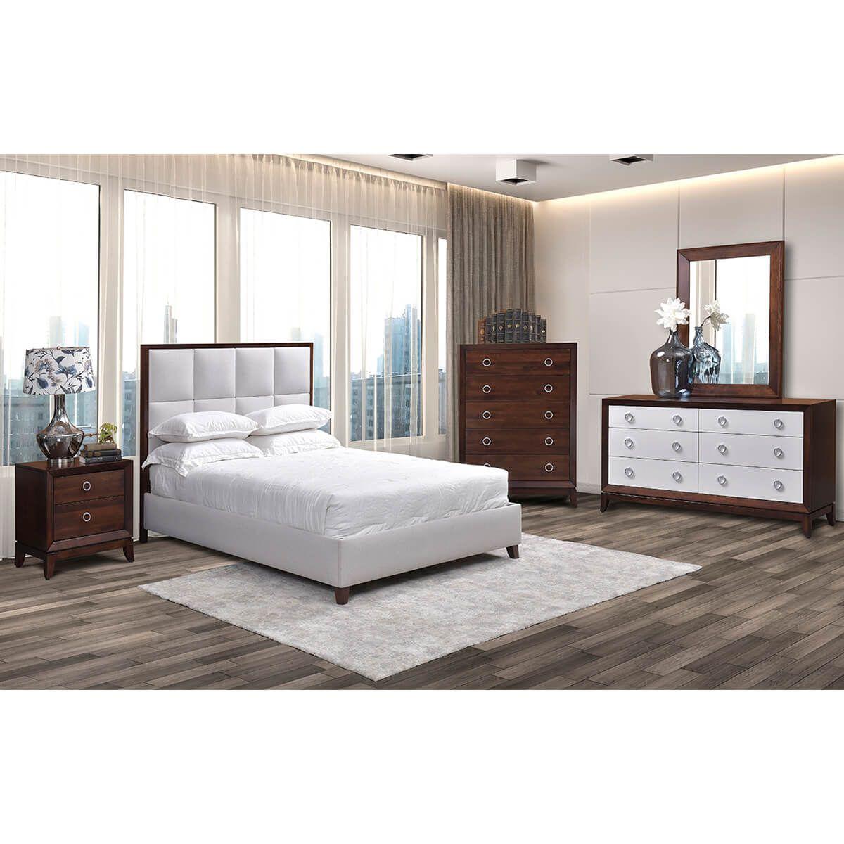 Uptown Bedroom Collection Bedroom collection, Bedroom