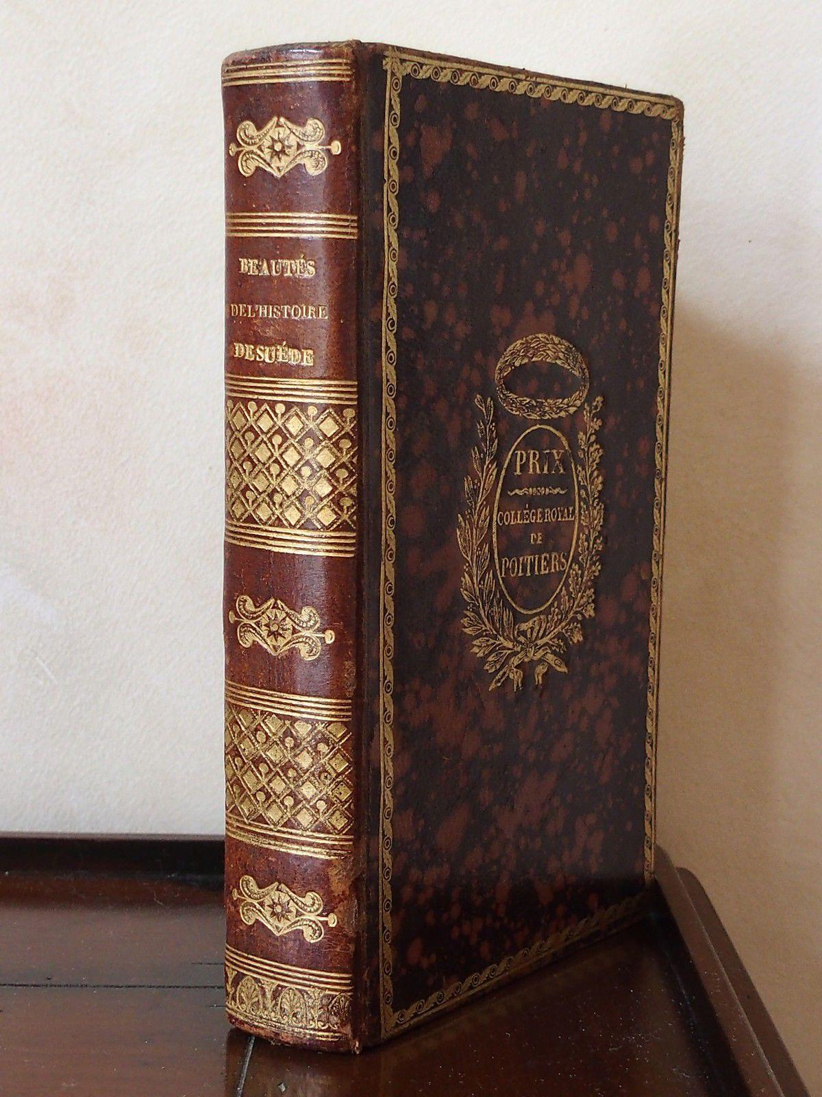 Beautés de l'histoire de Suède,Danemark, & Norvège, 1822