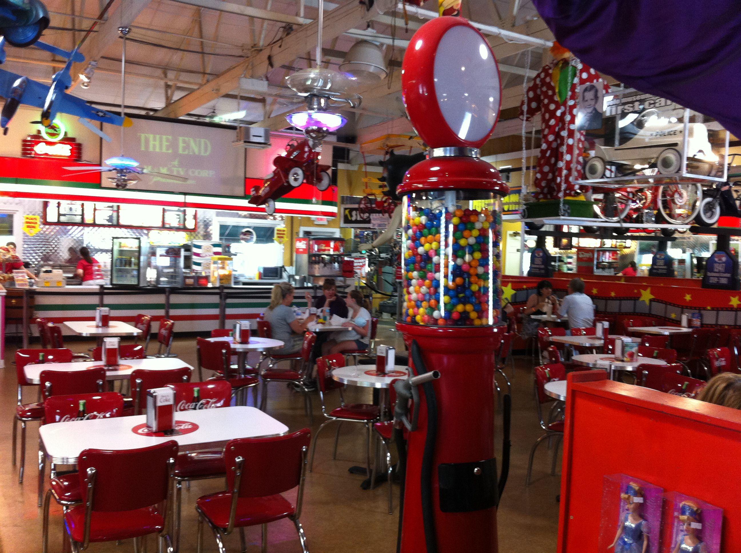 Betty Boop Diner Volo Auto Museum Volo Il