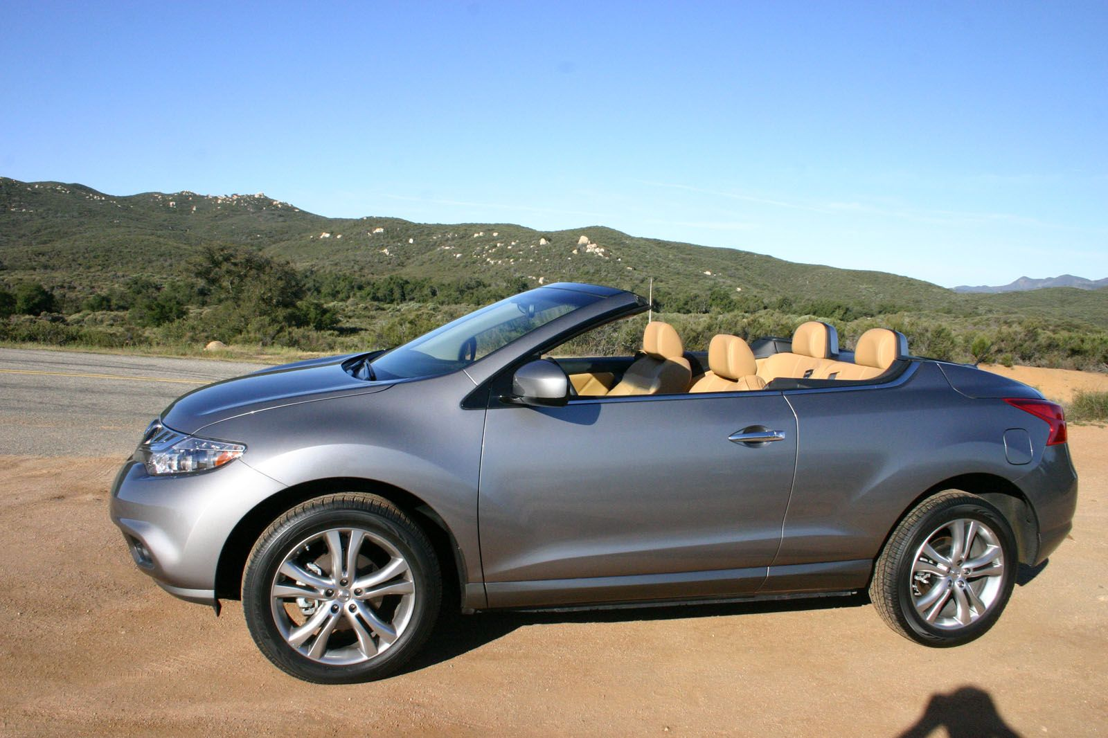 Nissan Murano Convertible For Sale Text Photos And Videos By Cor Steenstra Nissan Murano Convertible Nissan