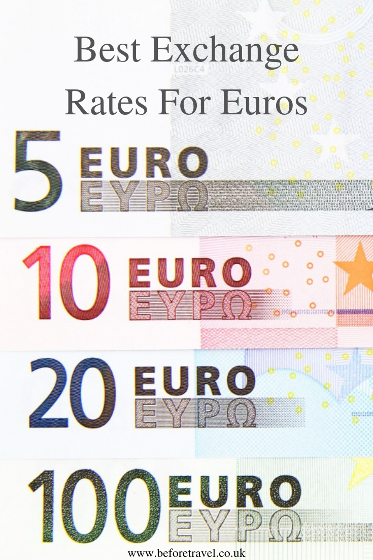 A Simple Guide To Finding The Best Exchange Rates For Euros