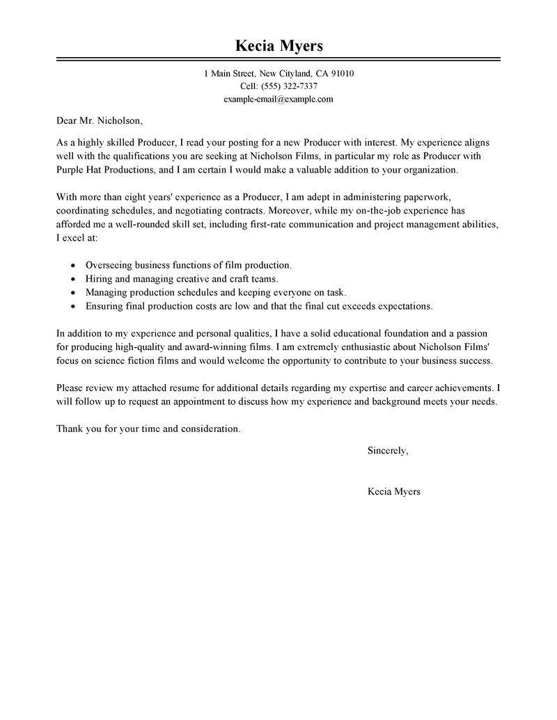 Sports Marketing Cover Letter Internship Cover Letter