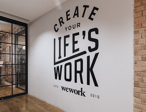 Coworking spaces for small business owners and entrepreneurs association
