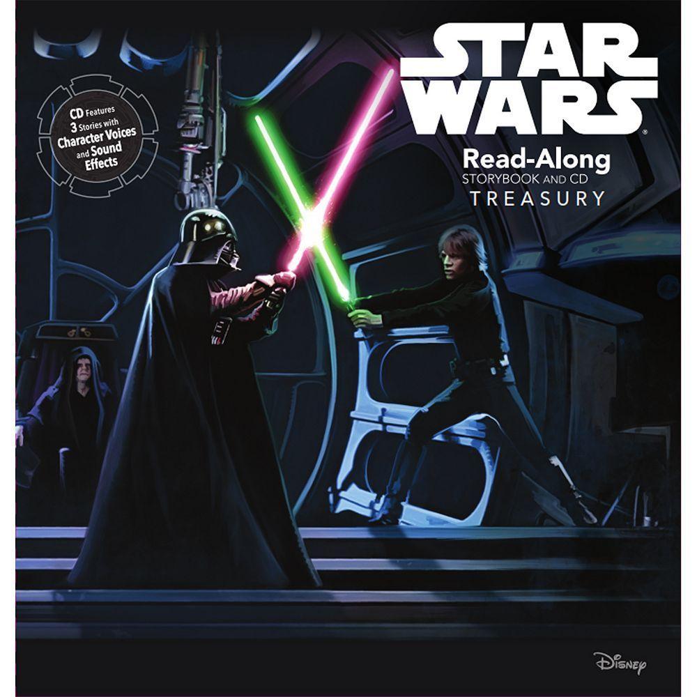 Star Wars Read Along Story, Multicolor