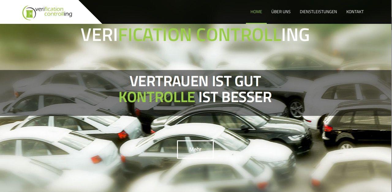 Neue Webseite für Verification Controlling