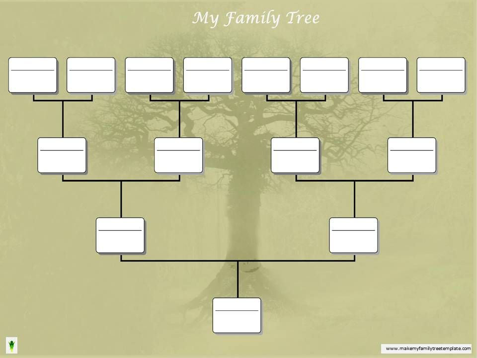 How To Make A Family Tree For Free Doritrcatodos
