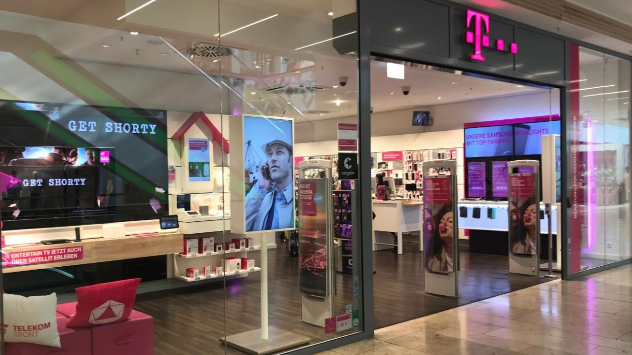 Telekom schließt jeden fünften Shop! 800 Stellen davon