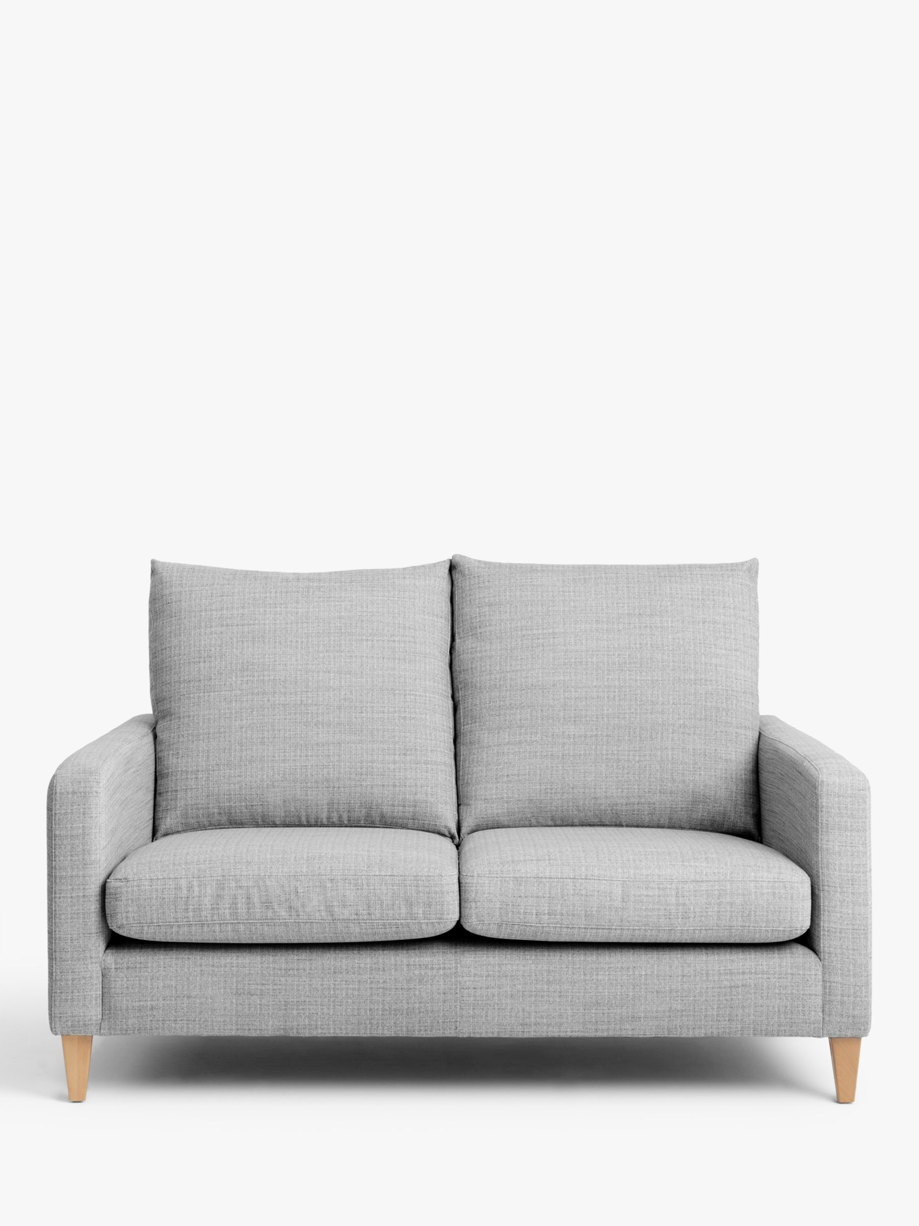 John Lewis Partners Bailey High Back Small 2 Seater Sofa 2 Seater Sofa Sofa Furniture