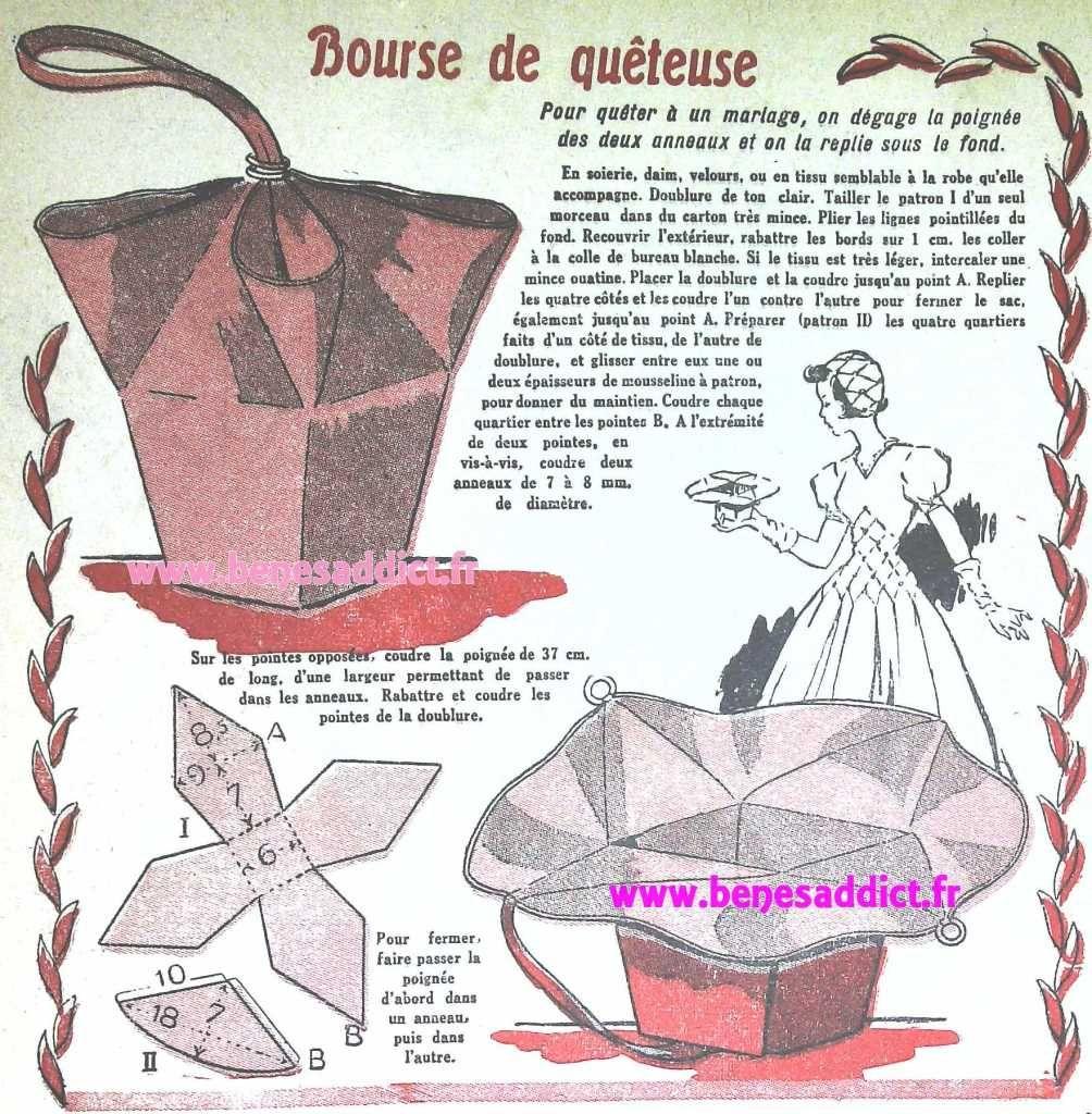 GRATUIT! 35 Patrons Couture Vintage 1950! Vêtements Sacs et ...
