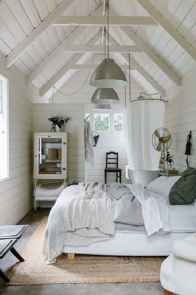 The White House Daylesford Holiday Home And Garden Room On My Scandinavian  Home. Photography By Marnie Hawson. Interior Design By Lynda Gardener.