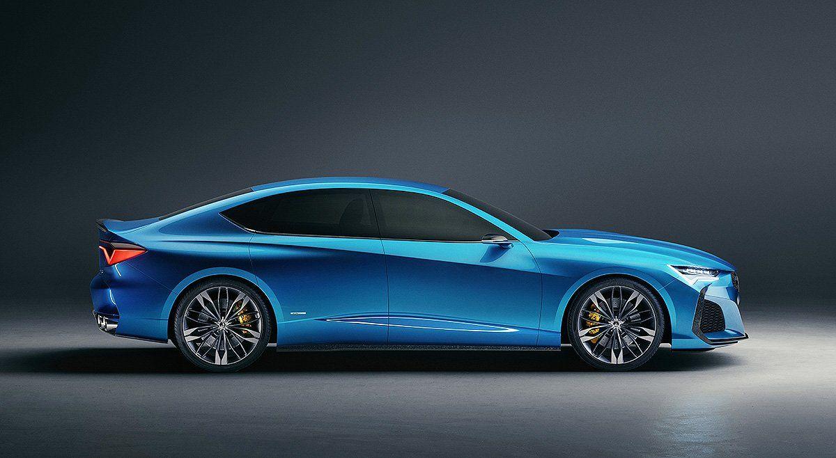 2021 Acura Ilx Overview in 2020 Acura tlx, Acura concept