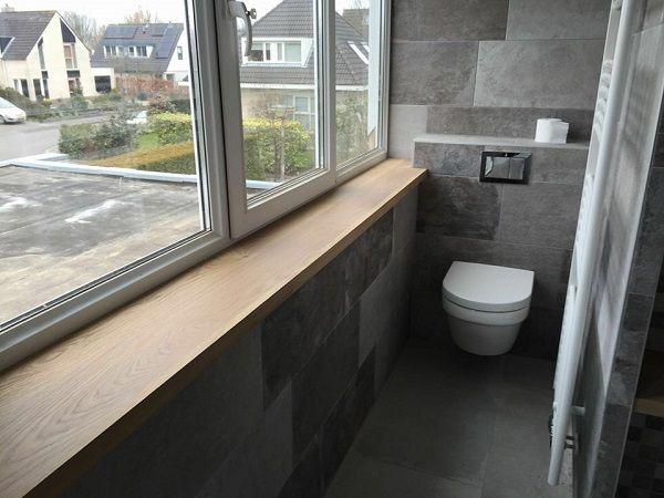 Badkamer dakkapel toilet | badkamer | Pinterest