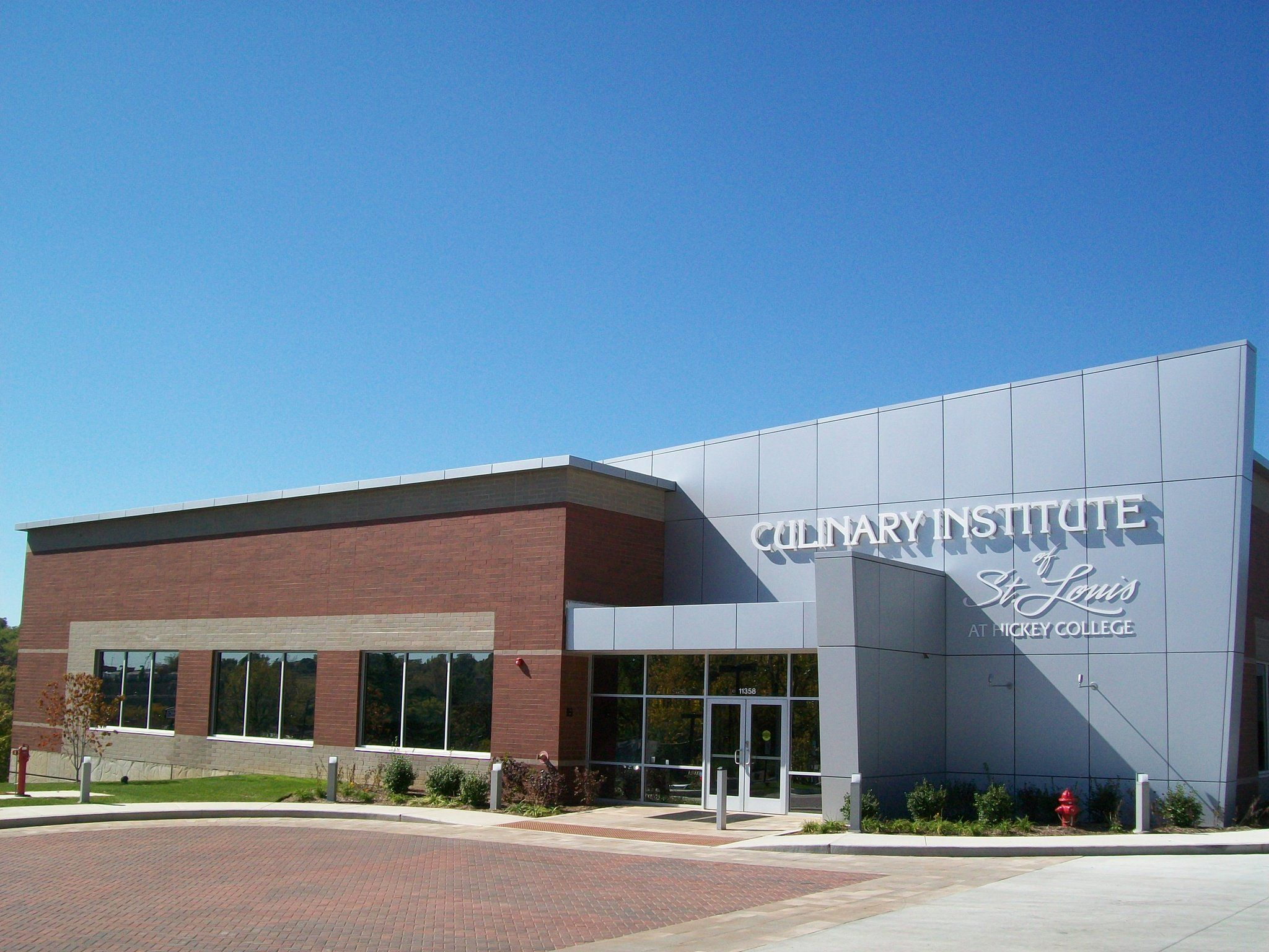 The main entrance of Guelph Campus at Conestoga College. | Guelph ...