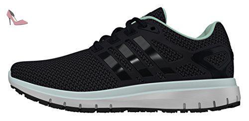 finest selection 20c4b 5e173 adidas Energy Cloud Wtc, Chaussures de Running Entrainement femme, Noir  (Utility Black
