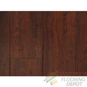 Tecsun Bamboo Flooring Colorado Strandwoven Lb0521f 3 8 Inch X 5 1 8 Inch X 36 Inch Click And Lock Bamboo Series Flooring Bamboo Flooring Cork Flooring