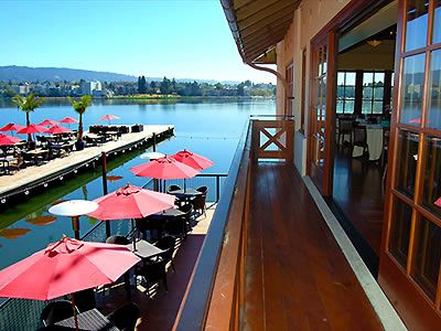 Lake Chalet Oakland Rehearsal Dinner Locations Bay Area Waterfront Merritt Wedding Restaurants 94612