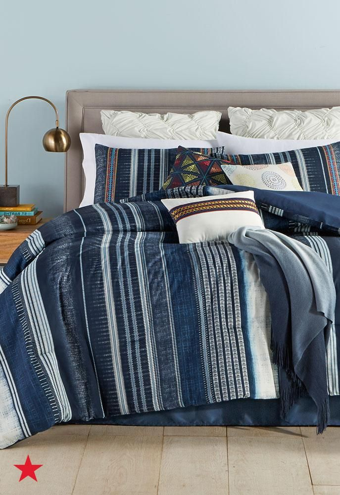 CLOSEOUT! London 10-Pc. Comforter Set, Created for Macy\'s ...