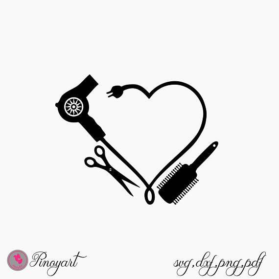 Download Hair Dryer Heart Svg - Revlon Blow Dryer