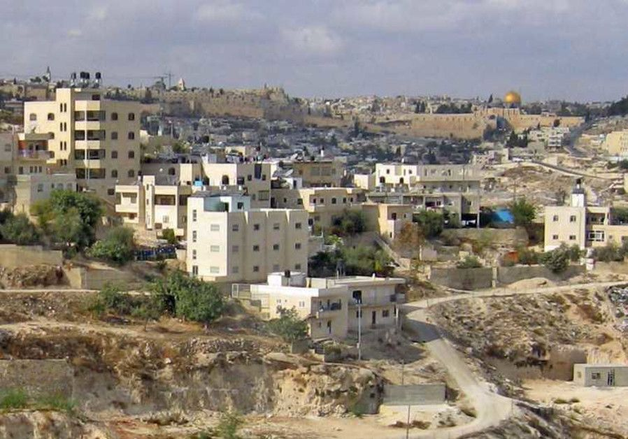 Expansion plan for east J lm neighborhood a severe blow to two state solution