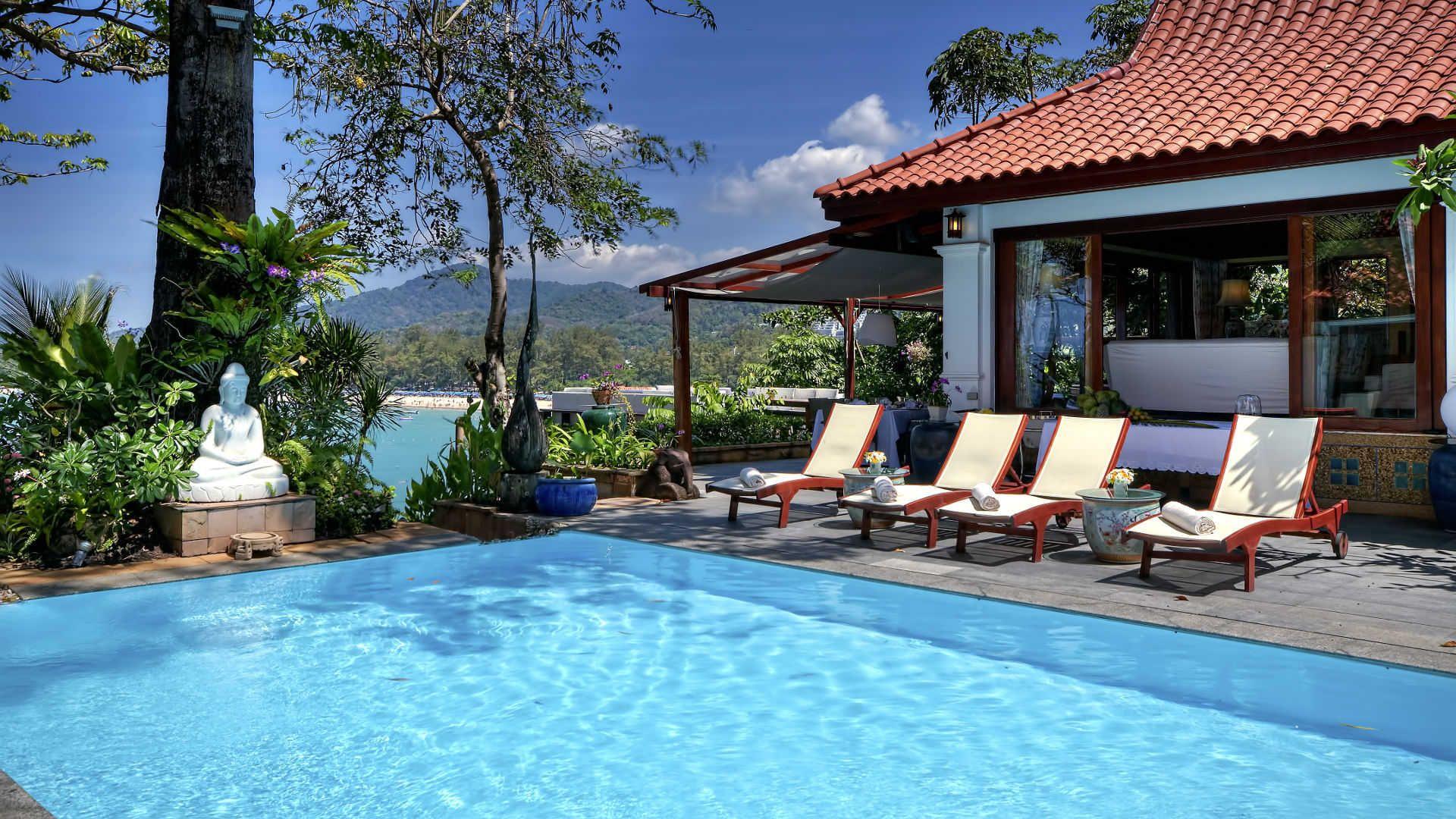 Baan Kata Keeree About Us  Bed Private Villa Kata Beach