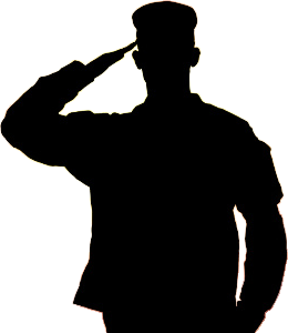 A Child S Journey To Life The Non Emotional And Duty Personality 270 Soldier Silhouette Soldier Drawing Army Wallpaper