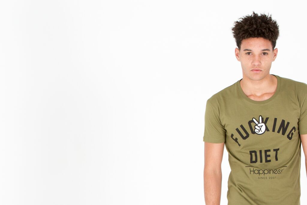 """""""Fucking Diet"""" T-Shirt. Who likes diets anyways?"""