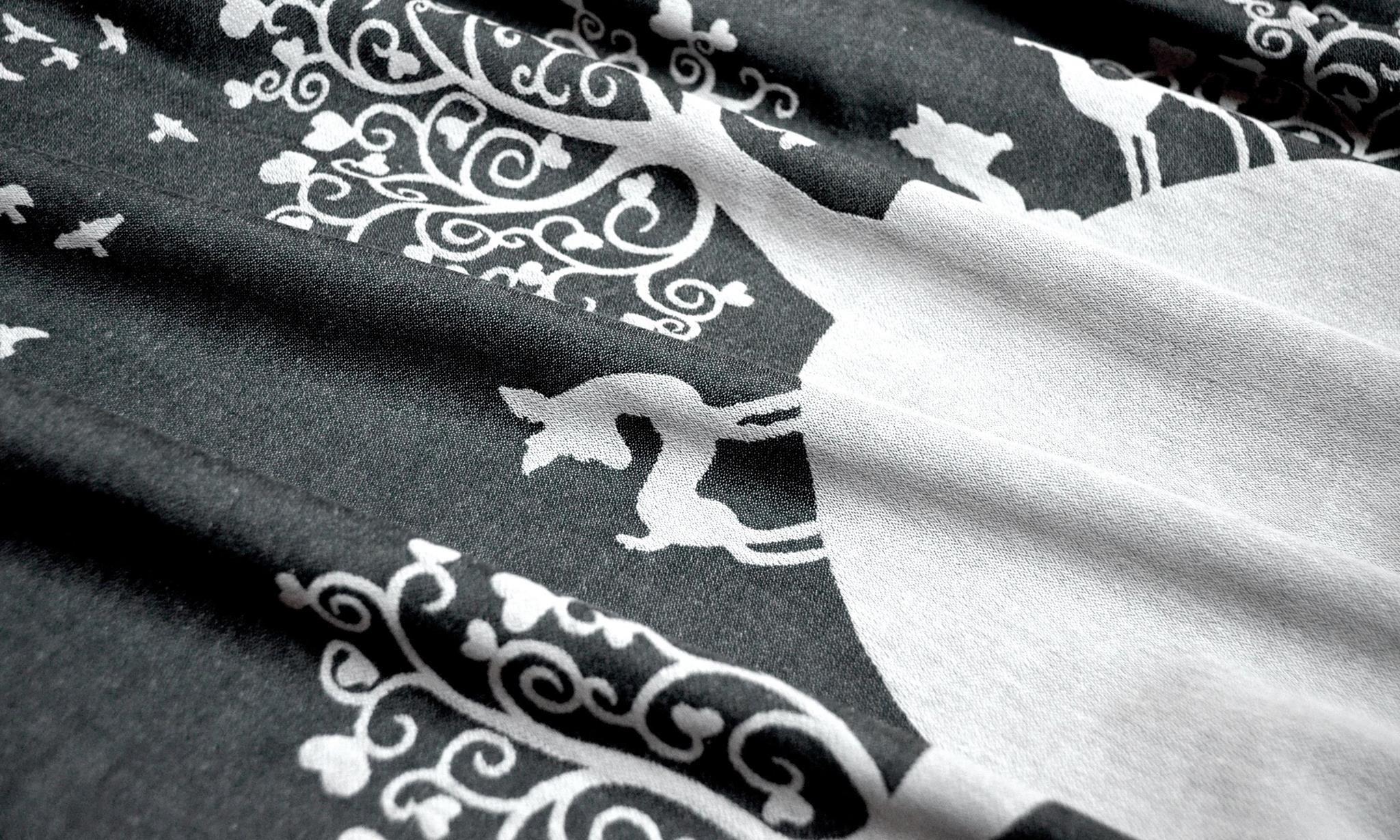 kokadi Mr. Wunderland   Baby wearing, Woven wrap, Organic ...