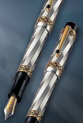 Montblanc Patron Of The Art Karl Der Grosse Charlemagne 4810 Fountain Pen Fountain Pen Luxury Pens Pen