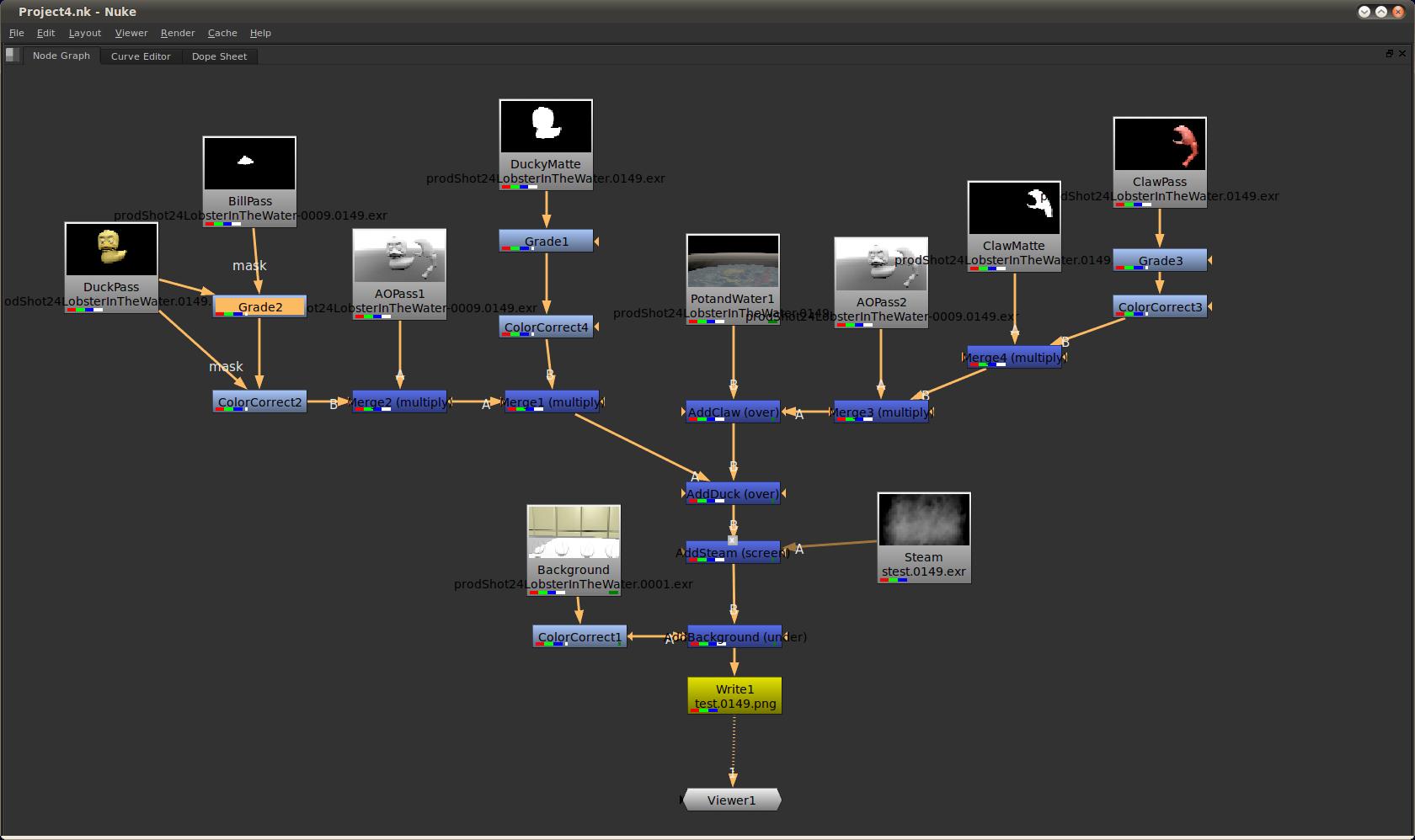 Screenshot Project4 Nk Nuke Png 1680 998 Modeling Tips Pixel Keep It Simple