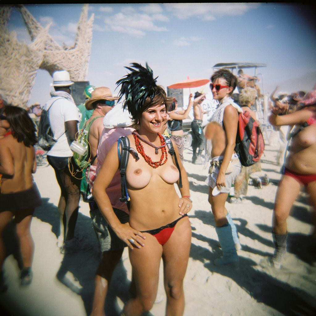 Sex burning man naked, daily facial massage