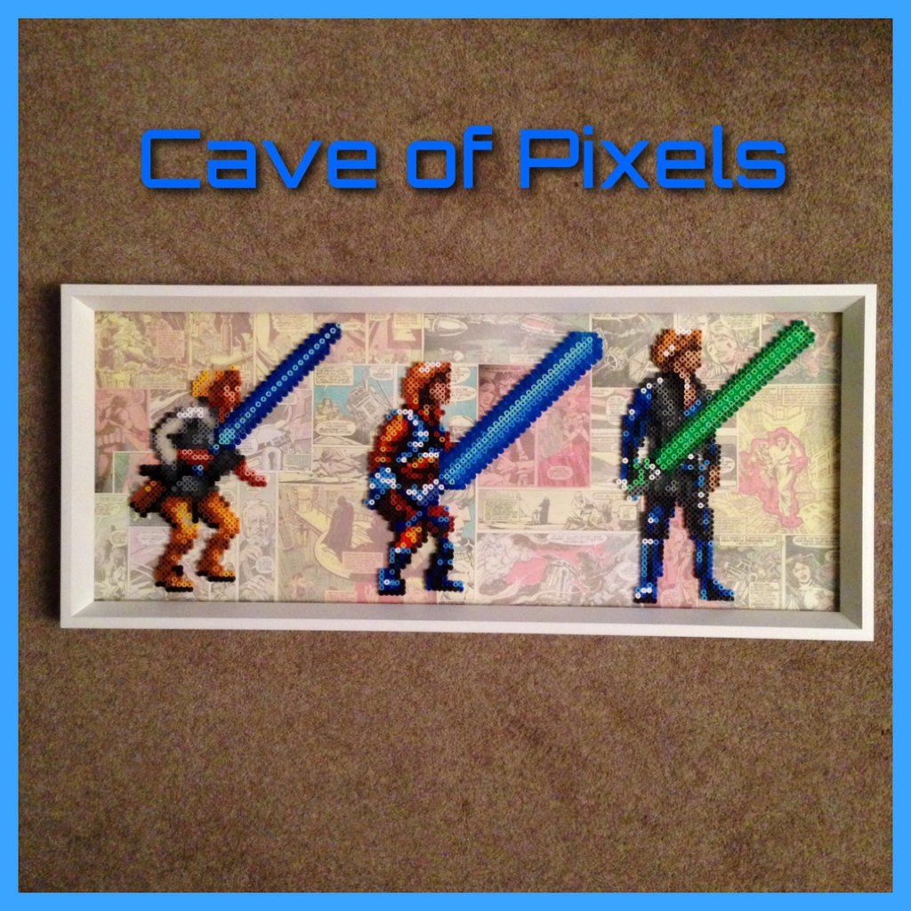 Luke Skywalker Snes Sprites By Caveofpixelsdeviantartcom On