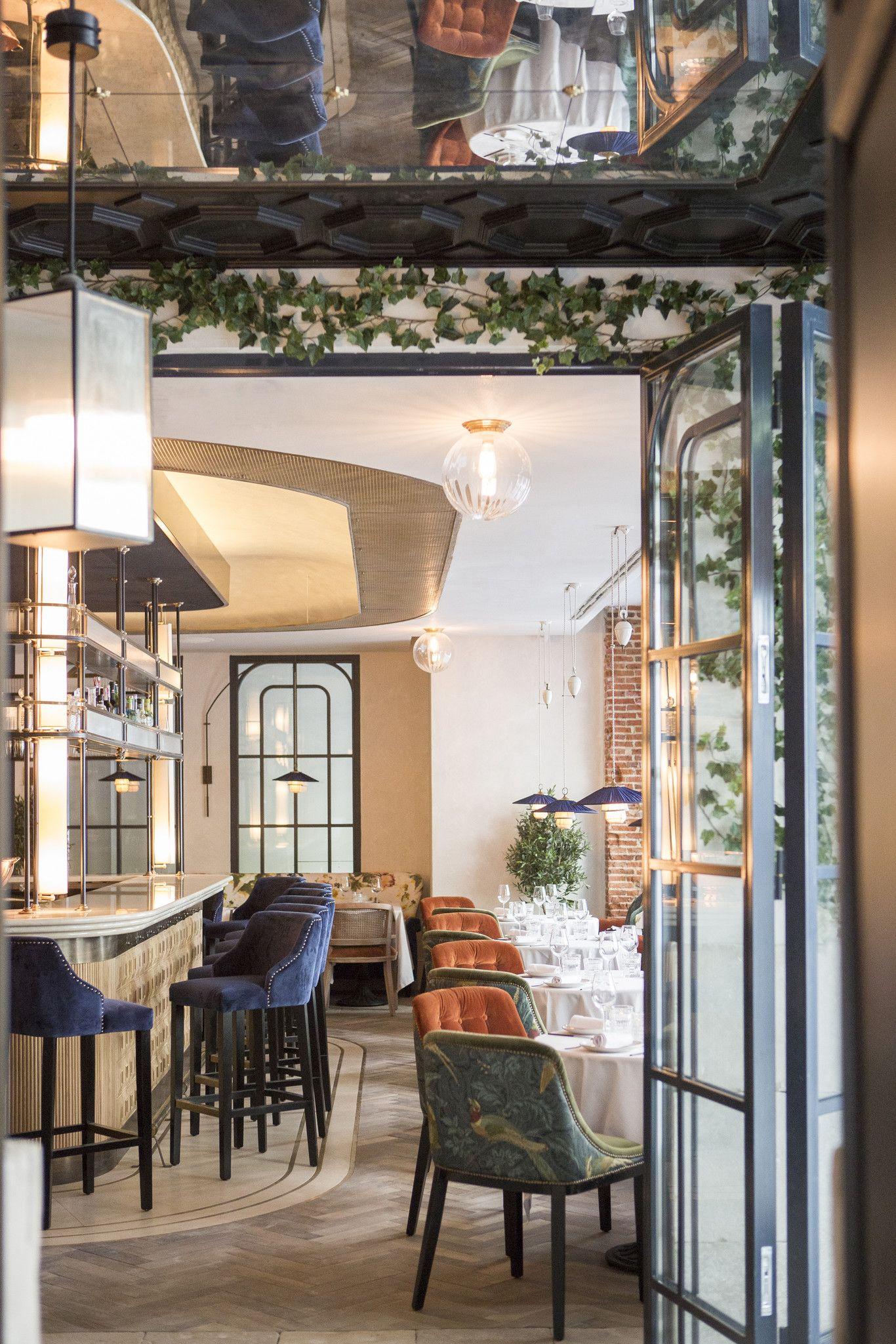 Restaurante Lux Madrid Lo Nuevo Del Grupo La M Quina Que Va A Dar  # Muebles Grupo Seis