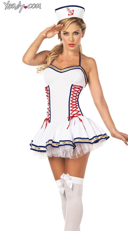 costumes halloween Sexy women sailor
