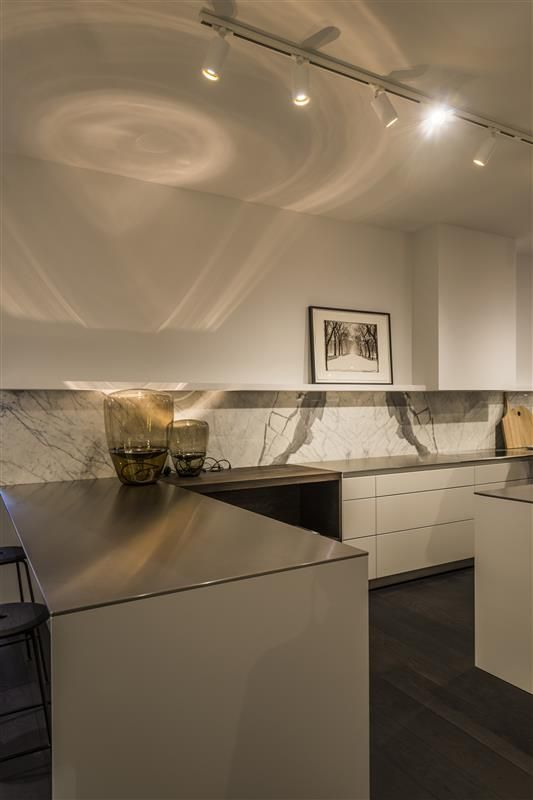 office track lighting. spina on track lighting by tal kitchen design office track