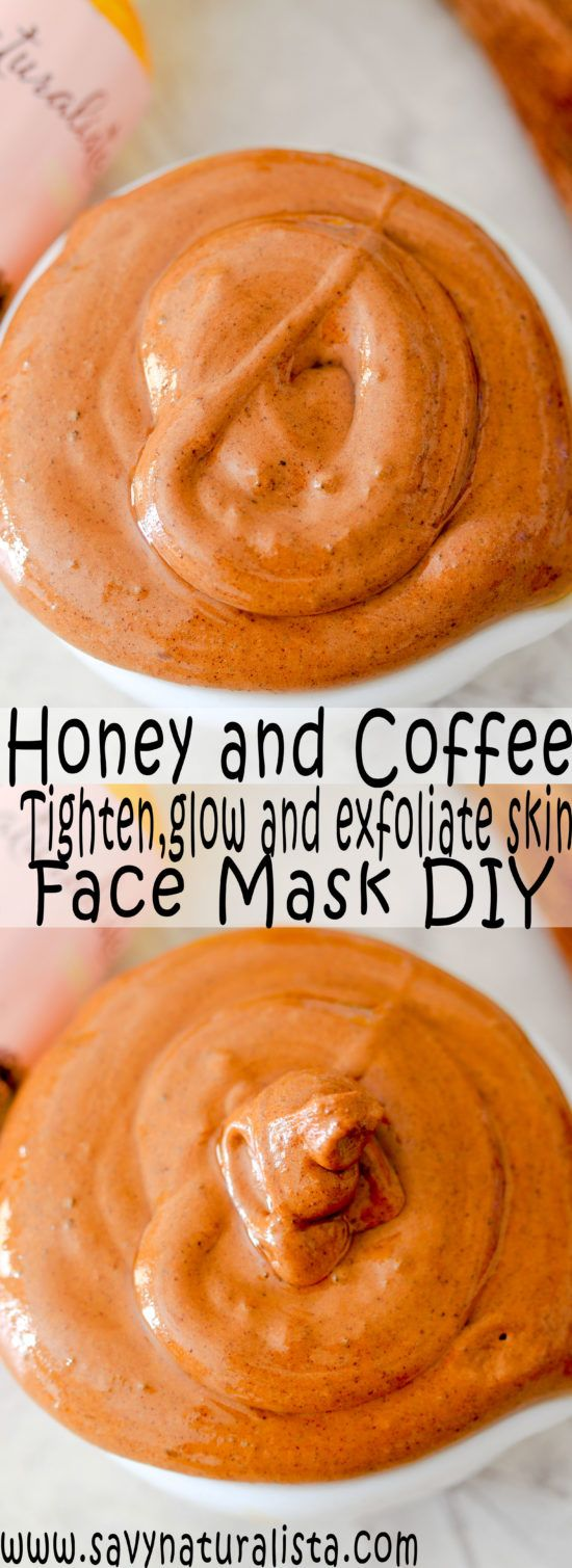 Photo of Coffee and Honey for Tighten Skin Face Mask – Savvy Naturalista