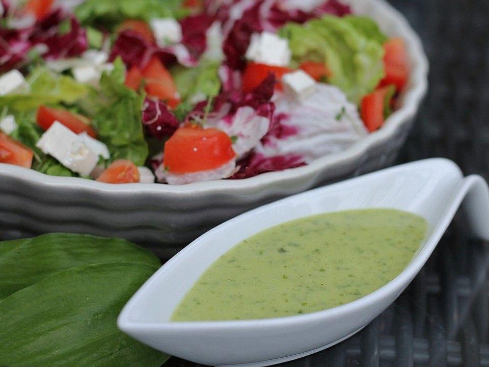 Salatsoße auf Vorrat von Bruzzelfee | Chefkoch