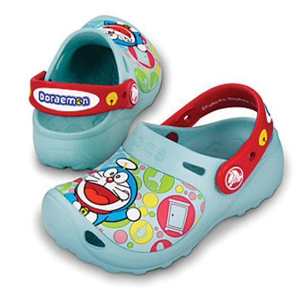 e66e0f54f3b5a Crocs Doraemon Custom Clog