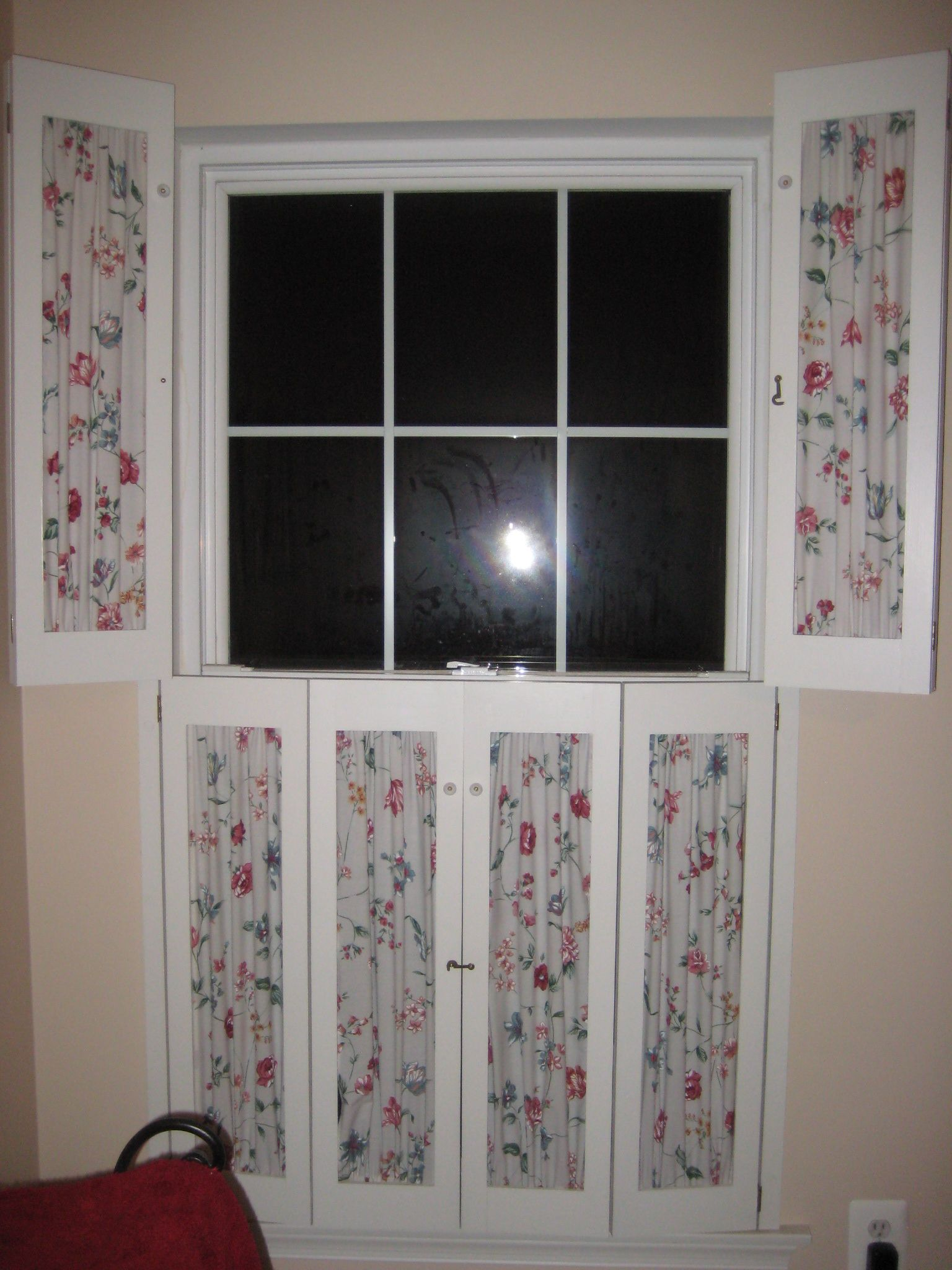 home raised fantastical panel shutters improvement design and window top interior wonderfull