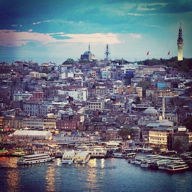 @istanbulcity #Padgram