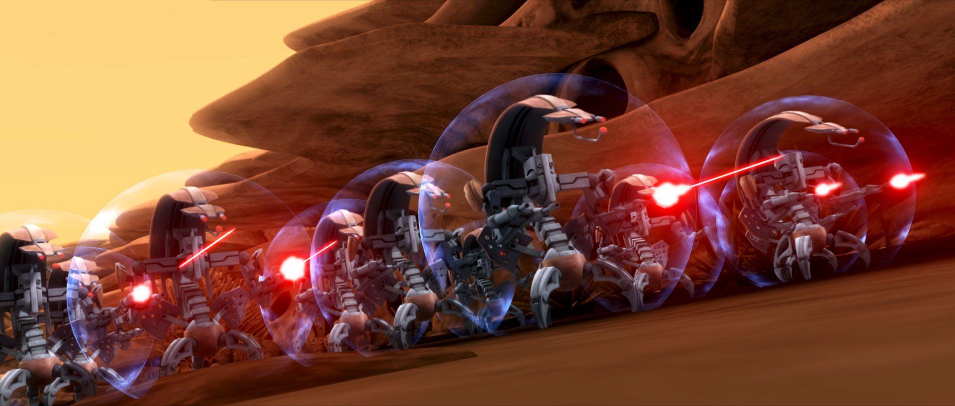 Droideka star wars clone wars clone wars star wars droids