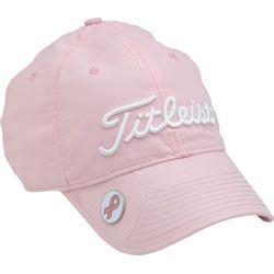 Titleist Pink Ribbon Cap  f5b9d60ca5a